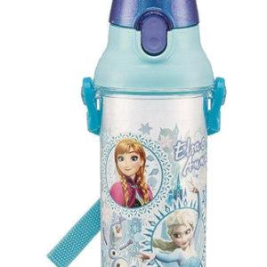 アナ雪プラ製直のみ水筒 子供にちょうどいい大きさの水筒