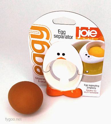 白身と黄身を分けるキッチングッズ joie fygoo.net